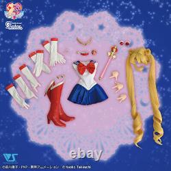 Sailor Moon x Dollfie Dream DDS Volks Doll from Japan Anime Figure NEW