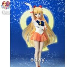 Sailor moon Venus volks Dollfie Dream doll figure DDS SailorV anime fedex