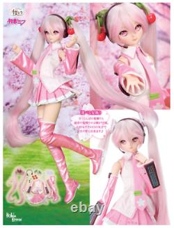 Sakura Miku DD Dollfie Dream doll figure 545mm Hatsune VOLKS 2019 from JAPAN