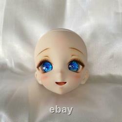 Semi-white skin head only Volks Dollfie Dream Custom Head DDH-10 MDD SW japan