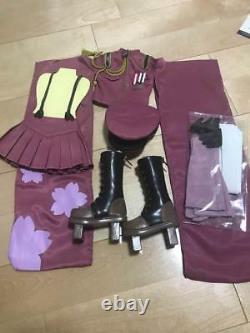 VOLKS DD Dollfie Dream Hatsune Miku Senbonzakura Out fit Dress Rare From JAPAN