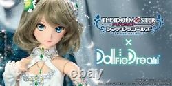 VOLKS DD Dollfie Dream Kaede Takagaki Limited Rare New US SELLER