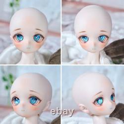 VOLKS Dollfie Dream DD DDH-01 Custom Head semi-white Moon°Cat