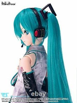 VOLKS Dollfie Dream DD Hatsune Miku Doll Figure