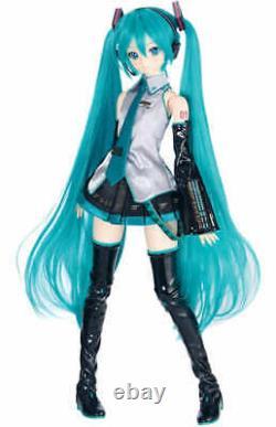 VOLKS Dollfie Dream DD Hatsune Miku Doll Figure Limited Japan WithAll accessories