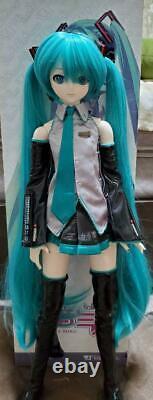 VOLKS Dollfie Dream DD Hatsune Miku Doll Figure Rare
