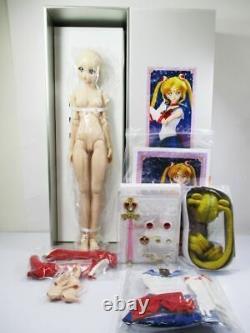 VOLKS Dollfie Dream DD Sailor Moon Doll Figure Unused