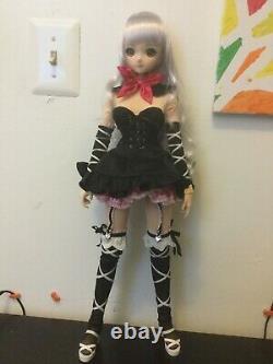 VOLKS Dollfie Dream DD Sister Shining Hearts Melty Full Set Plus Christmas Set