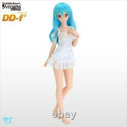 VOLKS Dollfie Dream Dynamite DDdy Towa Base Body DD-f3 & Original Head