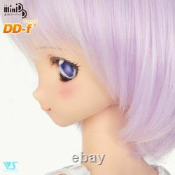 VOLKS Dollfie Dream MDD Liliru Original Head Violet Eyes Base Body DD-f3
