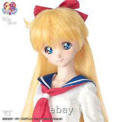 VOLKS Dollfie Dream Sailor Moon Minato Ward Shiba Park JHS Uniform set Japan F/S