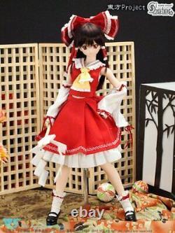 VOLKS Dollfie Dream Sister DD DDS TOUHOU Project REIMU HAKUREI Doll