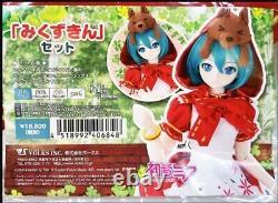 Volks DD Dollfie Dream Hatsune Miku Mikuzukin Dress Set Japan Figure Doll FS