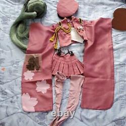 Volks DD Dollfie Dream Hatsune Miku Senbonzakura Dress costume Set F/S