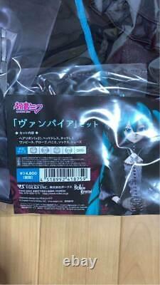 Volks DD Dollfie Dream Hatsune Miku Vampire Set Not Include Doll