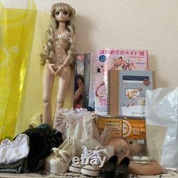 Volks Dollfie Dream DD Doll Body Head Set