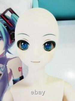 Volks Dollfie Dream DD Miku Hatsune Vocaloid Doll Figure Free Ship