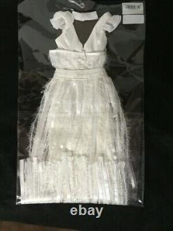 Volks Dollfie Dream Fringe Dress for The Rose of Versailles Lady Oscar Colonel