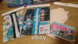 Volks Dollfie Dream Hatsune Miku & Snow Miku Body Tights & Magical Mirai