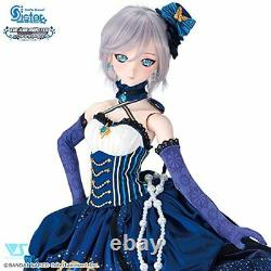 Volks Dollfie Dream Sister DDS IDOL MASTER ANASTASIA Fashion Doll