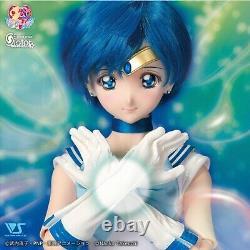 Volks Dollfie Dream Sister DDS Sailor Moon Sailor Mercury Dolpa Japan NEW