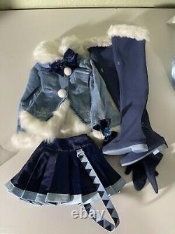 Volks Dollfie Dream Snow Hatsune Miku LOT Crane Priestess Ball Jointed Doll