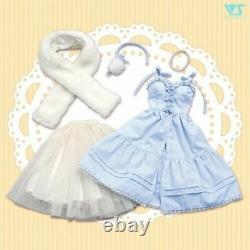 Volks HTDP Kyoto 10 Limited Dollfie Dream Lollipop Blue Dress DDS DD M-L Bust