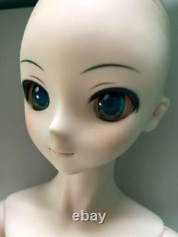 Volks Miku Hatsune Dollfie Dream Doll Figurine Figure Very Rare Japan Wig Set