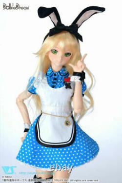 Volks x Idol Master Doll Party 29 Dollfie Dream Dressy Alice Dress Set DDS DD